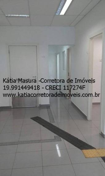 Locação - Sala Comercial - Centro - Americana - Sp - 09l