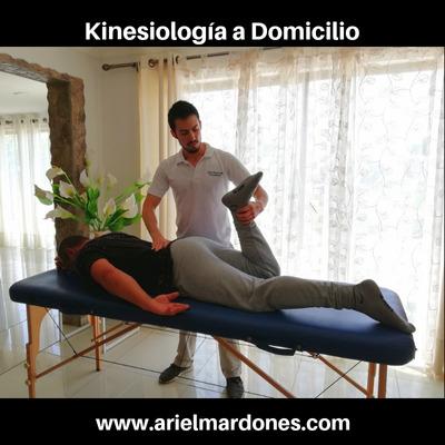 Kinesiología Y Masaje Terapéutico A Domicilio
