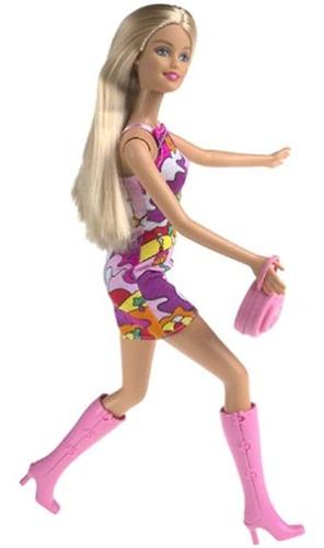 Muñeca Barbie Boutique (2001)