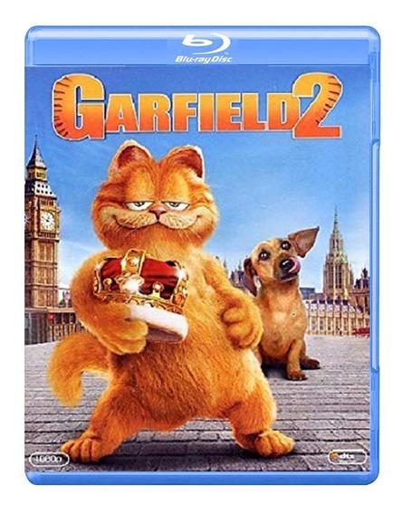 Garfield 2 Pelicula Bluray