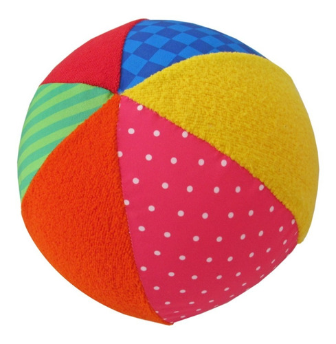 Imagen 1 de 3 de Pelota De Texturas Para Bebés