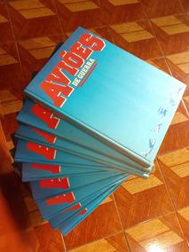 Coleção Aviões De Guerra Completa Raridade Livros