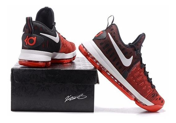 Tenis Nike Zoom Kd 9 Originales + Envío Gratis + Msi