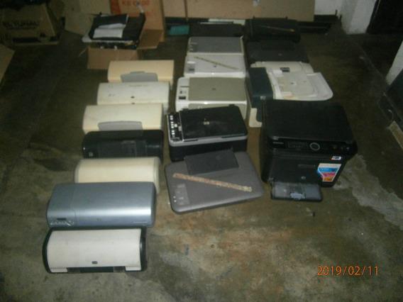 Impresoras Para Repuestos Lote Completo