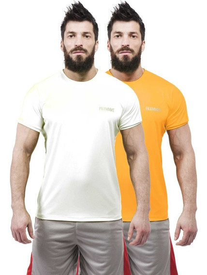 Pack X2 Remeras Entrenamiento Crossfit Running Boxeo Gym