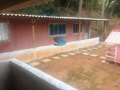 Chacara Residencial Em Mairiporã - Sp, Terra Preta - Ch00214