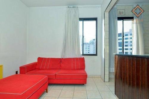 Apartamento Duplex Com 3 Dormitórios À Venda, 110 M² Por R$ 585.000,00 - Cerqueira César - São Paulo/sp - Ad0515