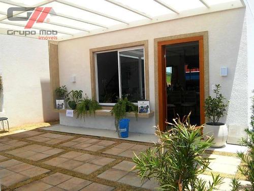 Imagem 1 de 14 de Sobrado Com 3 Dormitórios À Venda, 90 M² Por R$ 325.400,00 - Piracangaguá - Taubaté/sp - So0111