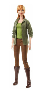 Muñeca Barbie Claire De Jurassic World Toys