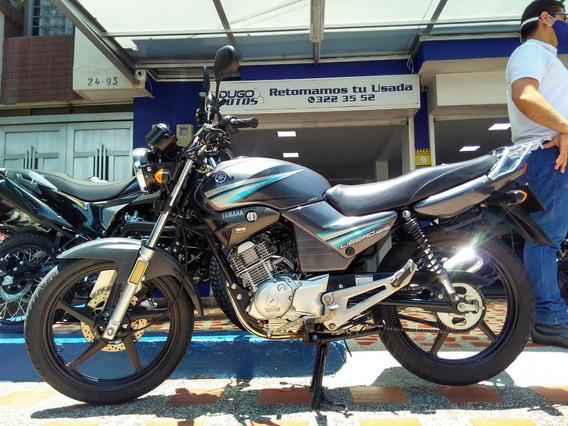 Yamaha Libero 125 Modelo 2017 ¡fácil Y Rápida Financiación!