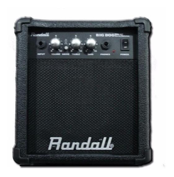 Amplificador Guitarra Randall 10w Rbd10t