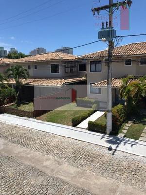 Casa Condomínio Fechado, Lazer E Segurança - Ca0024