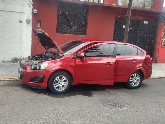 Chevrolet Sonic A 5vel Aa Mt 2012