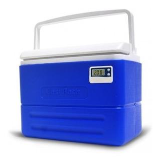 Caixa Térmica Easycooler Termômetro 8,5 Litros - Easypath
