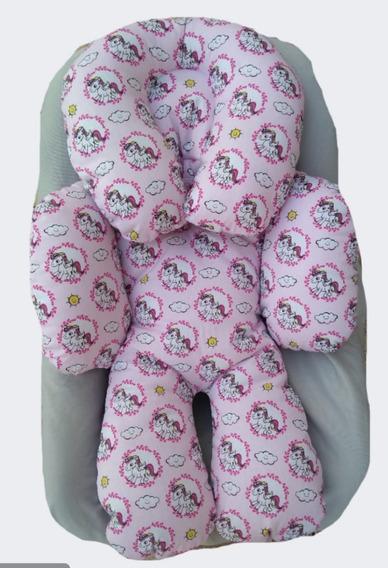 Protetor De Bebê Conforto/ Carrinho- De Corpo + Apoio Cinto