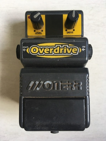 Pedal Onerr Overdrive Od-1
