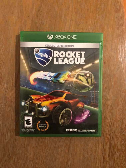 Rocket League Xbox One - Mídia Fisica