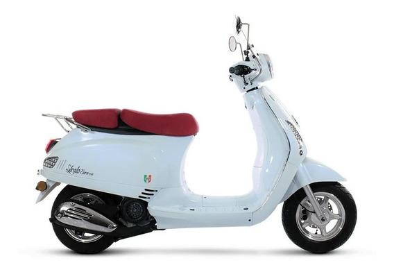 Motomel Scooter Strato Euro 150 Automático - Puerto Motos