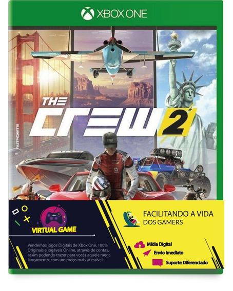 The Crew 2 - Xbox One - Primaria - Digital