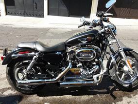 Harley Davidson Sportster Custom 1200cc 2013