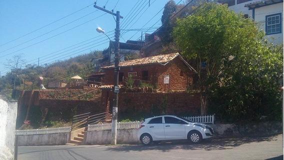 Casa Comercial Com 2 Quartos Para Comprar No Alto Da Cruz Em Ouro Preto/mg - 293