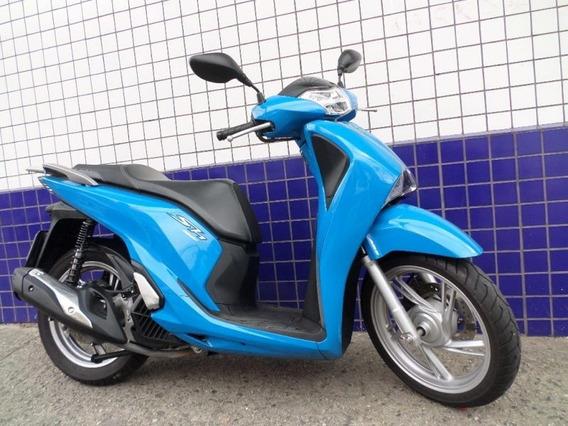 Honda Sh 150 I Scooters