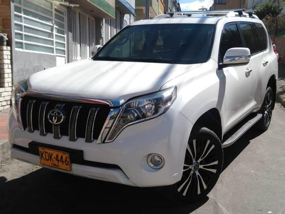 Toyota Land Cruiser Txl Prado