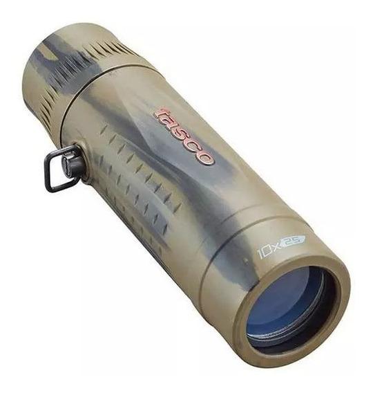 Monoculo Tasco Essential Comp. 10x25mm Camuflado-cód.568125b