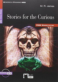 Stories For The Curious - Black Cat - Vicens Vives