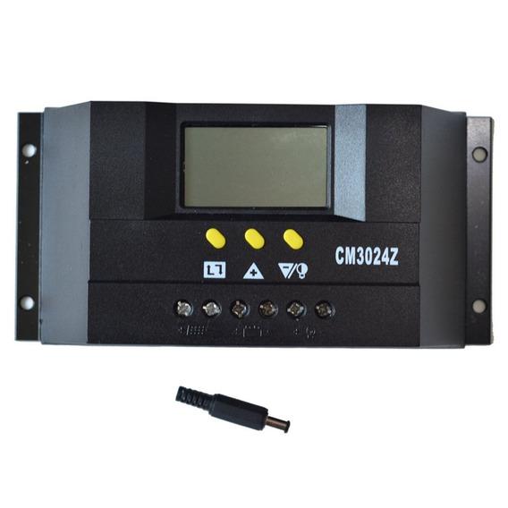 Controlador Portátil 12v 24v Do Carregador Bateria Controla