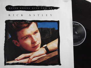 Rick Astley- Never Gonna Give You Up- Germany