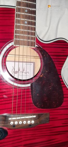 Guitarra De Concierto Dolphin Electroacustica
