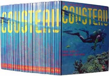 A Grande Aventura De Cousteau - 23 Volumes