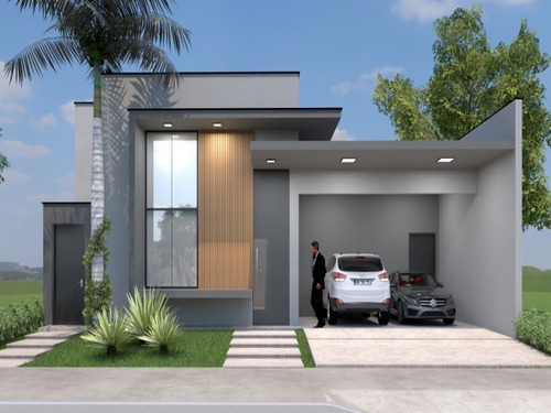 Imagem 1 de 2 de Casa Em Condomínio Fechado - Cc00053 - 69536158
