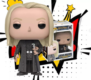 Lucius Malfoy Harry Potter Funko Pop 36 Funkopop Z