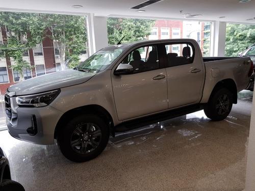 Toyota Hilux 2.8 Srv 204cv 4x4 Automatica Anticipo Y Cuotas