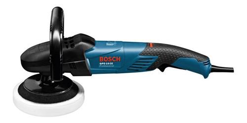 Pulidora Angular 7  Bosch Gpo 14ce