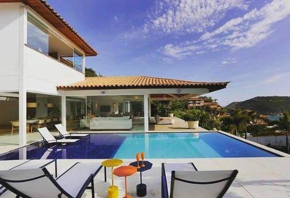 Casa Com 3 Dormitórios À Venda, 300 M² Por R$ 1.950.000,00 - Ferradura - Armação Dos Búzios/rj - Ca0790