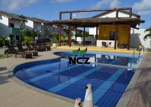 Casa Com 4 Dormitórios À Venda, 170 M² Por R$ 460.000,00 - Estrada Do Coco - Camaçari/ba - Ca3297