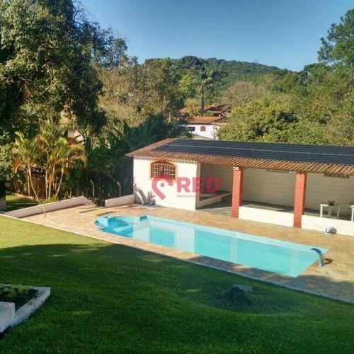 Imagem 1 de 30 de Chácara Com 4 Dormitórios À Venda, 2200 M² Por R$ 700.000,00 - Mairinque - Mairinque/sp - Ch0053