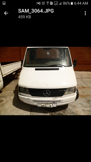 Mercedes-benz Sprinter Windla