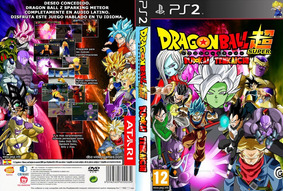 Dragon Ball Z Budokai Tenkaichi 3 Super Patch Ps2