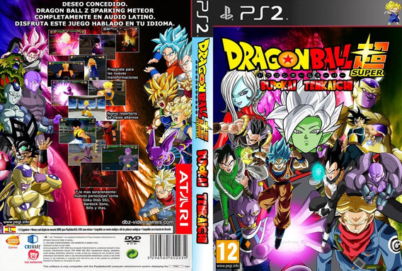 Dragon Ball Z Budokai Tenkaichi 3 Super Patch Ps2