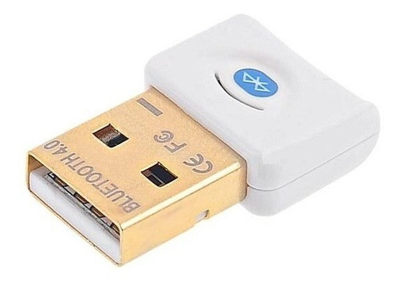 Bluetooth Pc Adaptador Usb Mini 4.0 Edr Dongle Windows 10