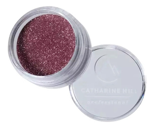 Imagem 1 de 3 de Glitter Especial Fino Rosa Catharine Hill 2228 - E3