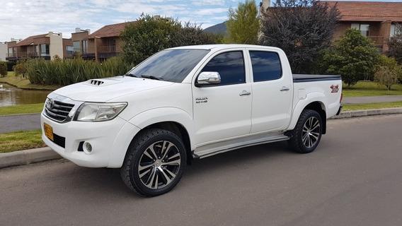 Toyota Hilux Vigo 3.0 Td Automati