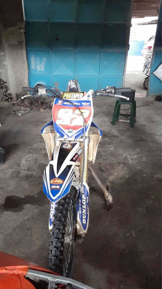Moto Yz 250 Año 2103