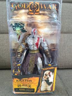 Kratos Meduza Neca God Of War Nemea Dantes Infernos Yafriba