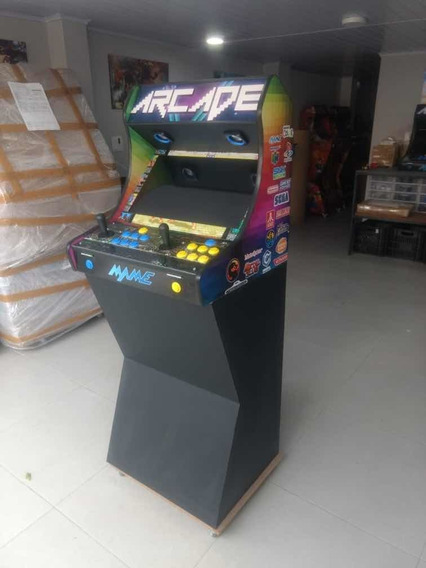 Fliperama Bartop Tela 22 +base + 15000 Jogos - Mr.fliperamas