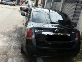 Sentra 2.0 Automático Câmbio Cvt Belo Carro